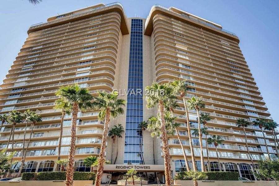 $129,900 - Br/1Ba -  for Sale in Regency Towers Amd, Las Vegas