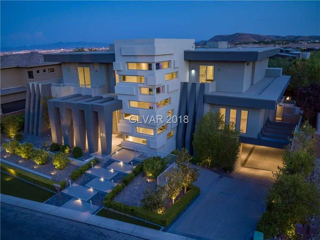 $4,699,000 - 5Br/9Ba -  for Sale in Summerlin Village 18 Ridges Pa, Las Vegas
