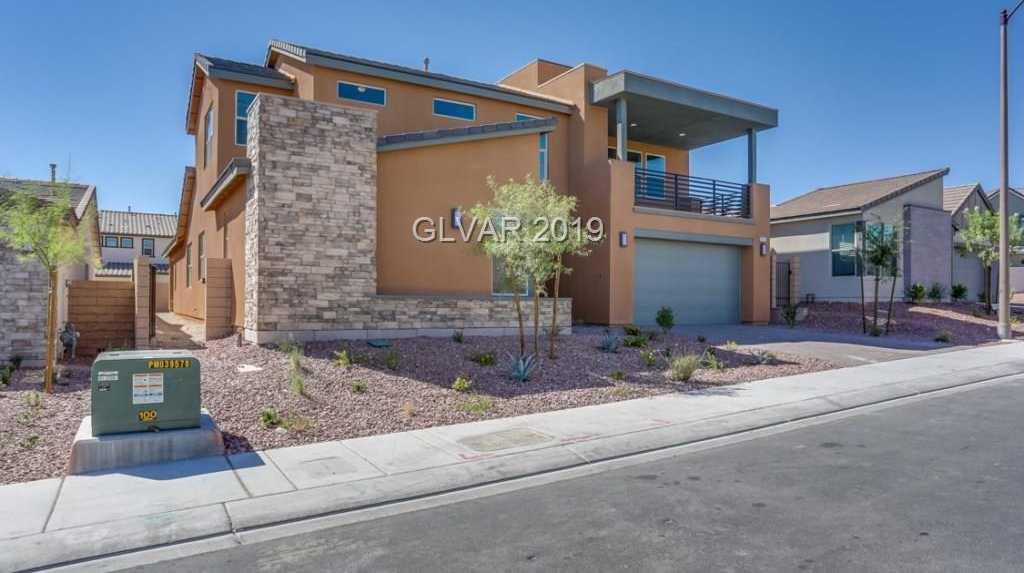 $589,543 - 4Br/3Ba -  for Sale in Skye Canyon Parcel 1.2 Amd, Las Vegas
