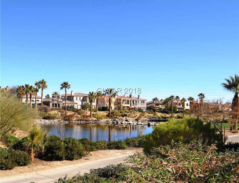 $968,000 - 4Br/5Ba -  for Sale in Red Rock Cntry Club At Summerl, Las Vegas
