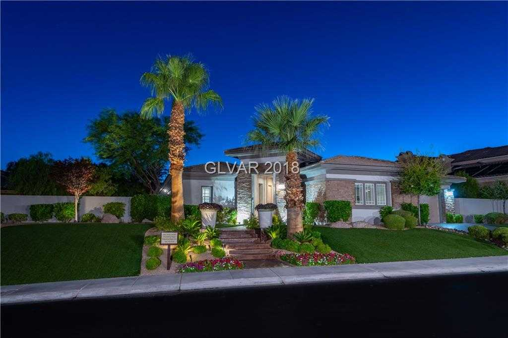 $1,499,000 - 3Br/4Ba -  for Sale in Red Rock Cntry Club At Summerl, Las Vegas