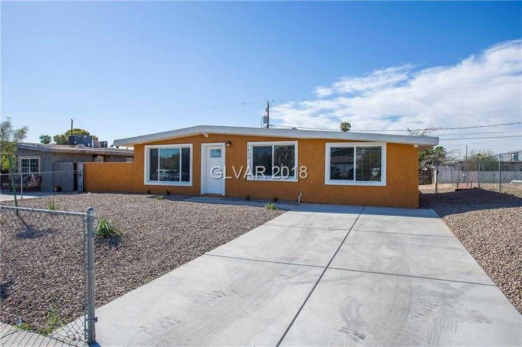 $199,900 - 4Br/2Ba -  for Sale in Northland Park Tract 2, North Las Vegas