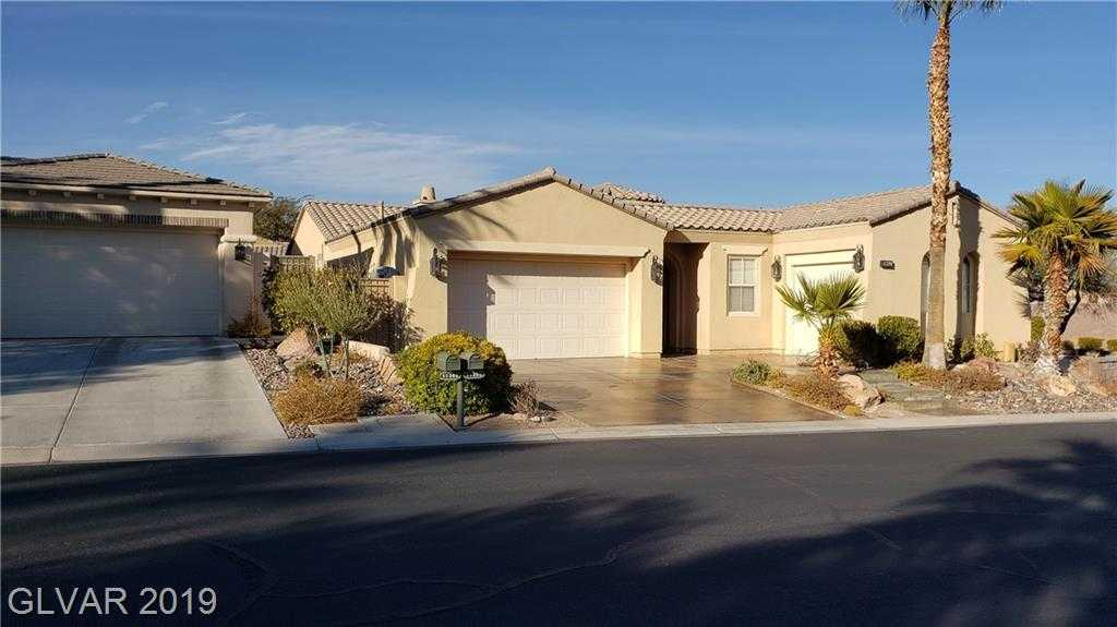 $689,900 - 3Br/4Ba -  for Sale in Red Rock Cntry Club At Summerl, Las Vegas