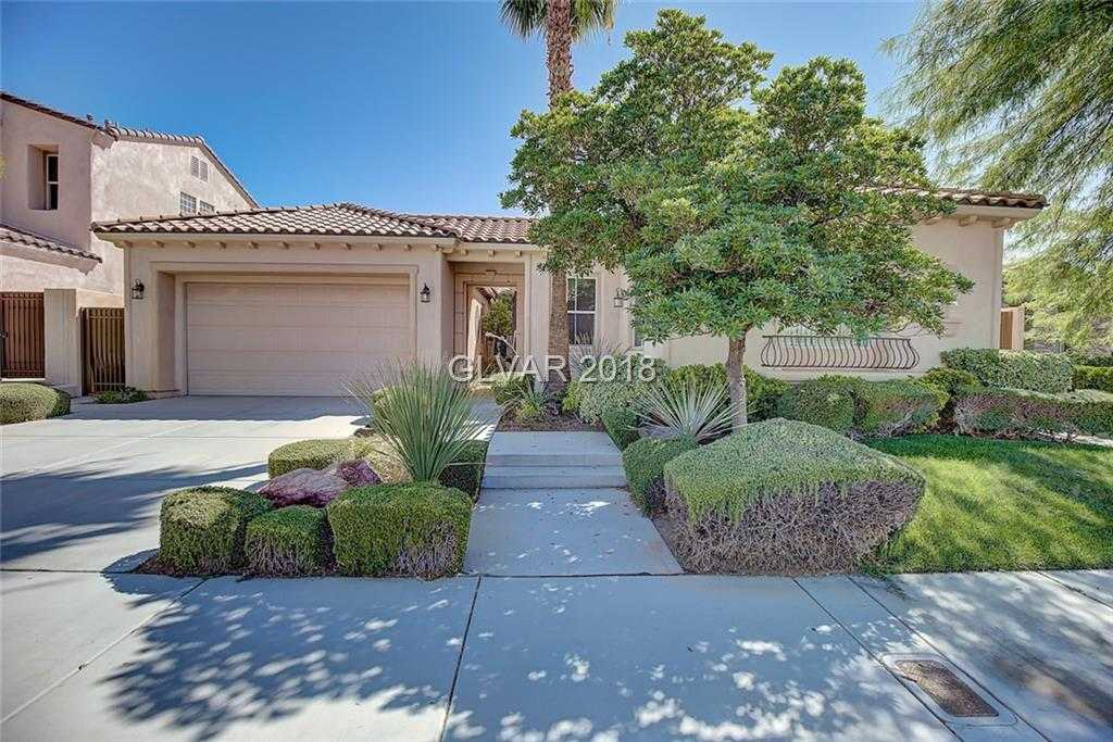 $825,000 - 3Br/4Ba -  for Sale in Red Rock Cntry Club At Summerl, Las Vegas