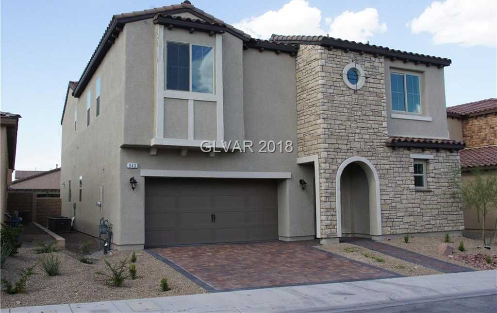 $600,000 - 5Br/5Ba -  for Sale in Rhodes Ranch South Phase 2, Las Vegas