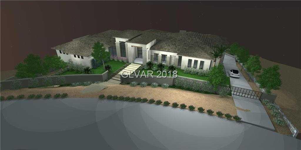 $6,300,000 - 5Br/7Ba -  for Sale in Shadow Canyon Estates, Las Vegas