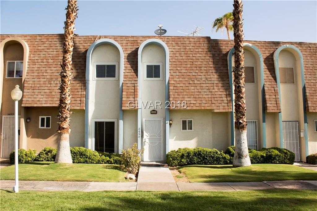 $199,900 - 3Br/3Ba -  for Sale in Garden Park #5 Twnhs, Las Vegas