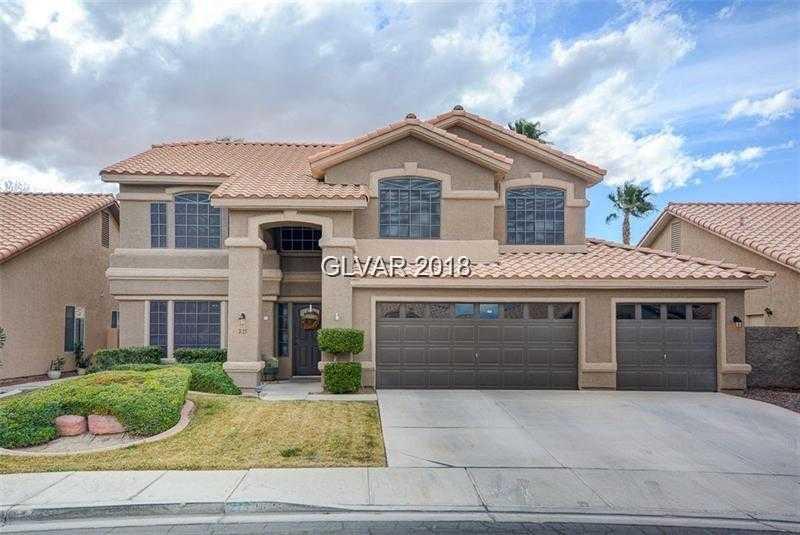 $479,000 - 4Br/3Ba -  for Sale in Anasazi, Henderson
