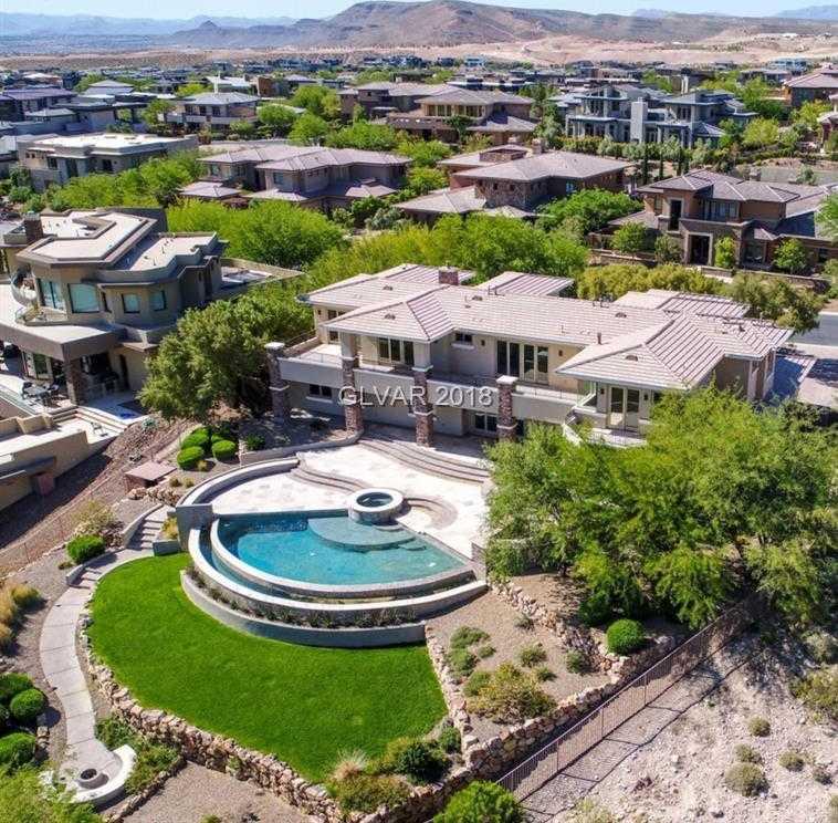 $2,945,000 - 4Br/6Ba -  for Sale in Summerlin Village 18 Parcel E, Las Vegas