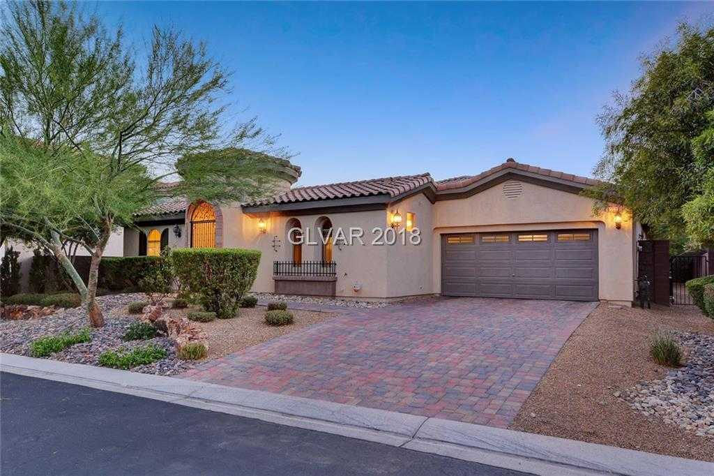 $600,000 - 5Br/5Ba -  for Sale in Concordia At Mountains Edge, Las Vegas