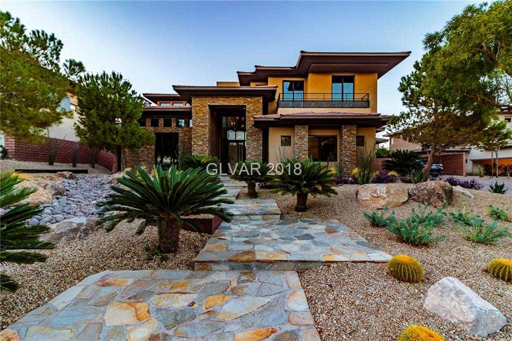 $4,499,000 - 5Br/6Ba -  for Sale in Summerlin Village 18 Ridges Pa, Las Vegas