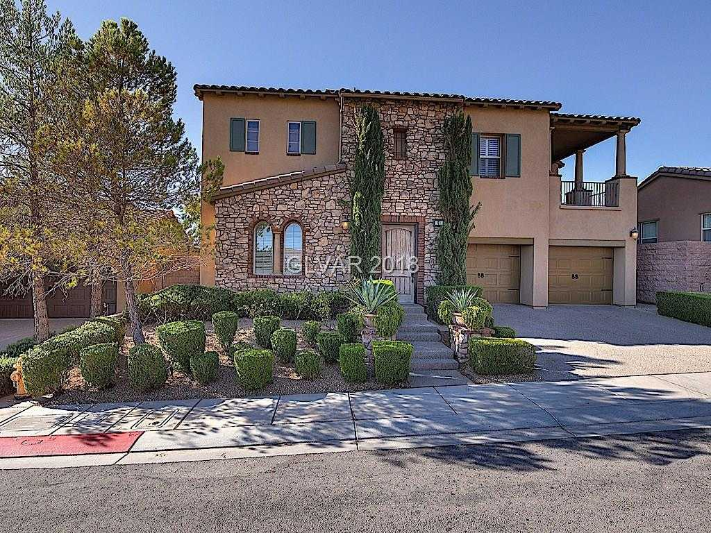 $1,000,000 - 4Br/5Ba -  for Sale in Lot J-1 At Lake Las Vegas Amd, Henderson