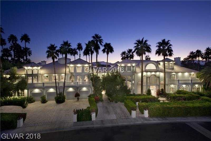 $4,999,000 - 12Br/15Ba -  for Sale in Estates At Spanish Trail #3, Las Vegas