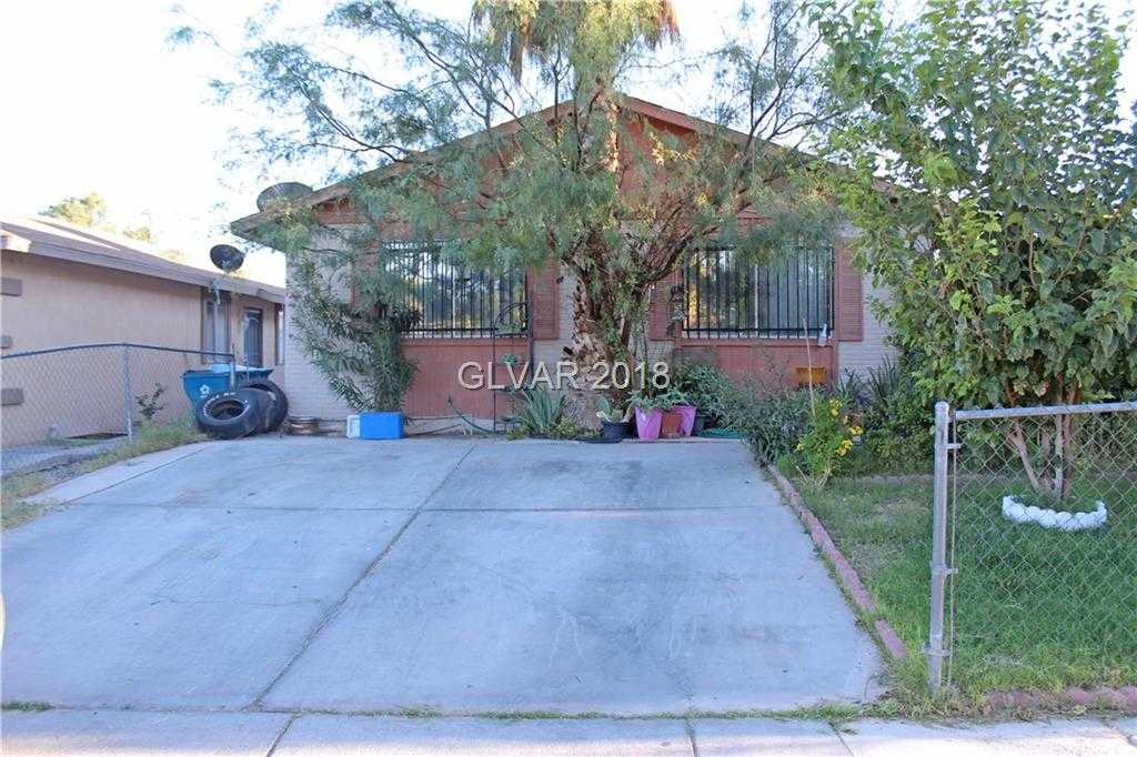 $187,000 - 3Br/2Ba -  for Sale in Boulder Hgts Tract #1, Las Vegas