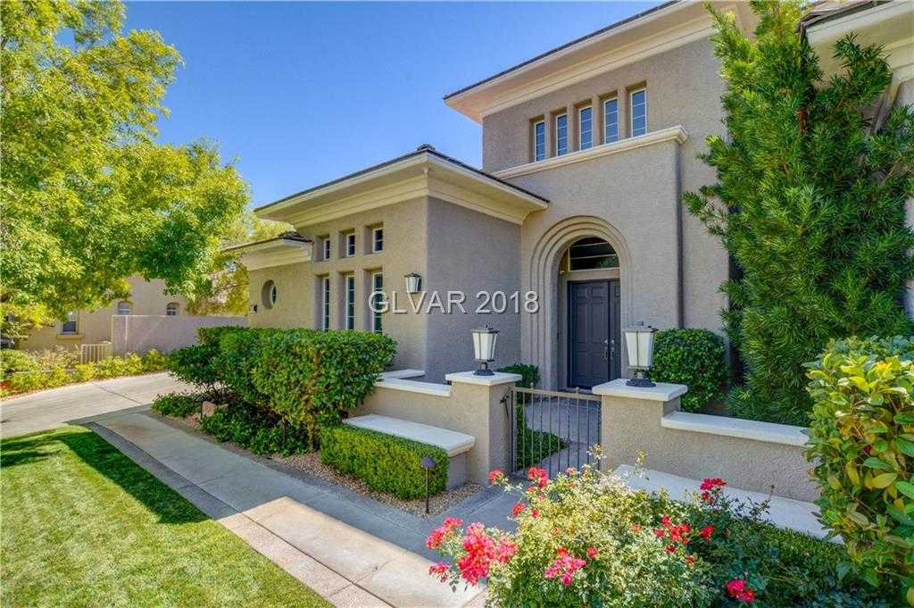 $1,699,900 - 5Br/6Ba -  for Sale in Parcel O Summerlin Village 3, Las Vegas