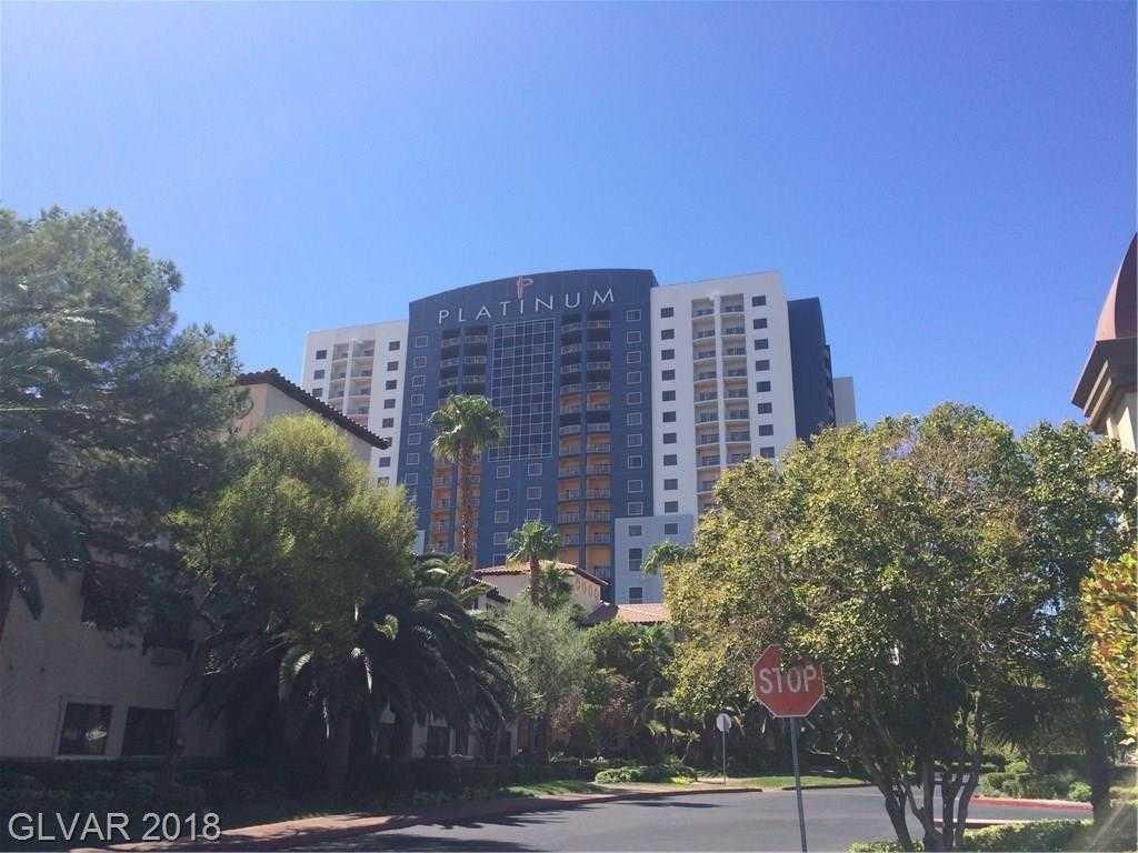 $164,900 - 1Br/1Ba -  for Sale in Platinum Resort Condo, Las Vegas