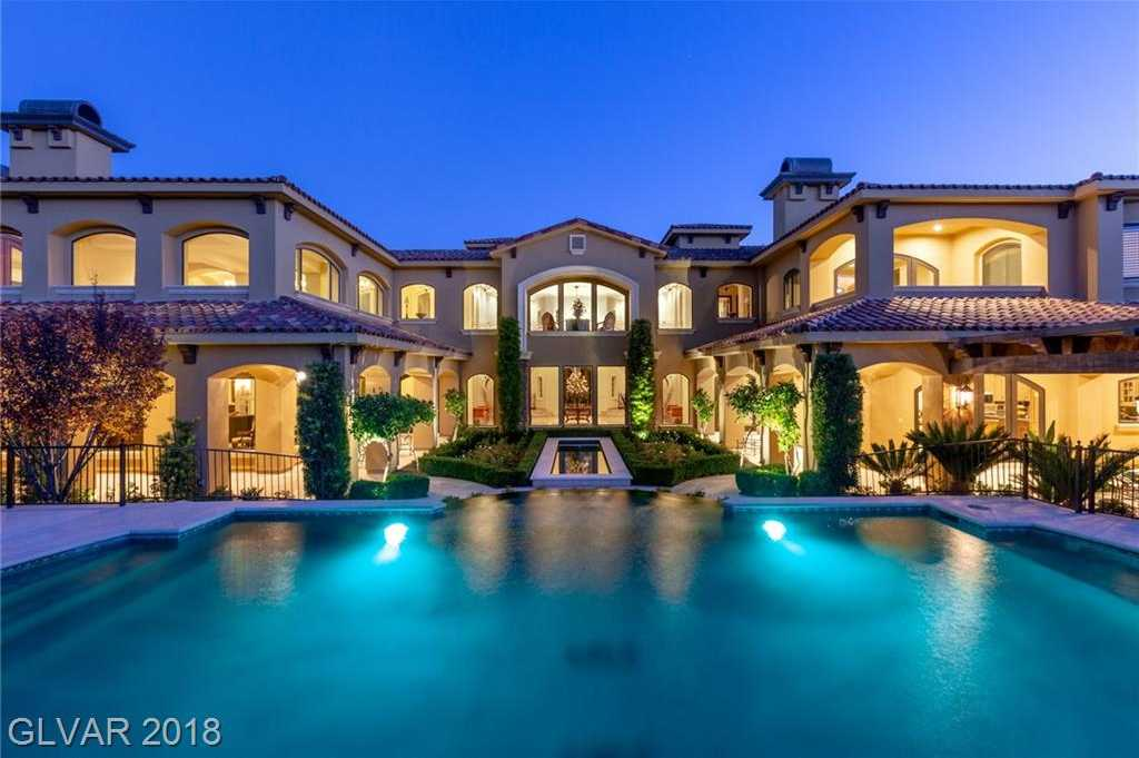 $6,898,000 - 4Br/9Ba -  for Sale in Estates At Southern Highlands-, Las Vegas
