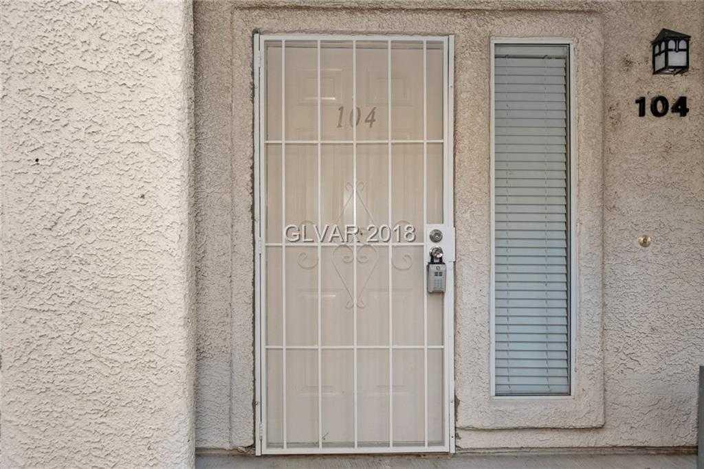 $148,900 - 2Br/2Ba -  for Sale in Paradise Village 1013, Las Vegas
