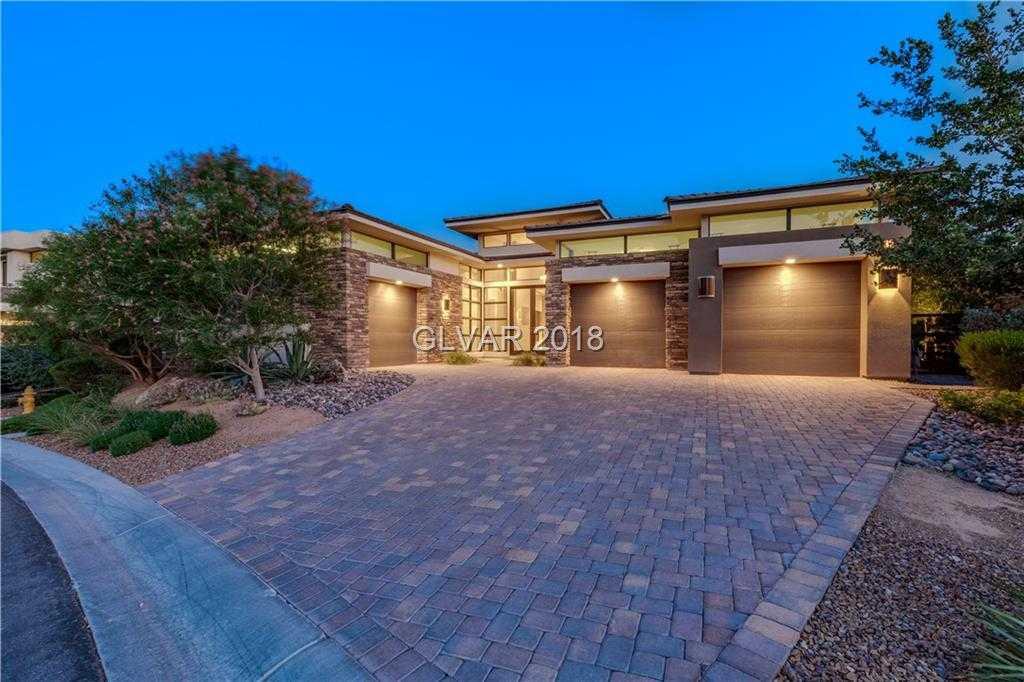$2,200,000 - 3Br/4Ba -  for Sale in Summerlin Village 18 Ridges Pa, Las Vegas