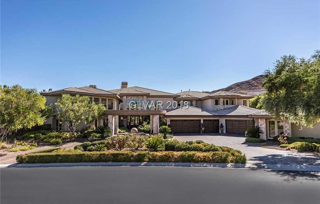 $4,950,000 - 7Br/10Ba -  for Sale in Estates At Southern Highlands, Las Vegas