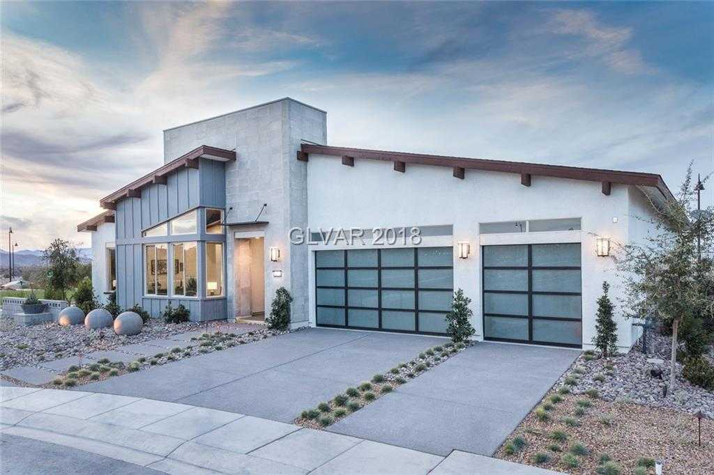 $1,048,222 - 3Br/3Ba -  for Sale in Inspirada Pod 2-2 Phase 1 2nd, Henderson