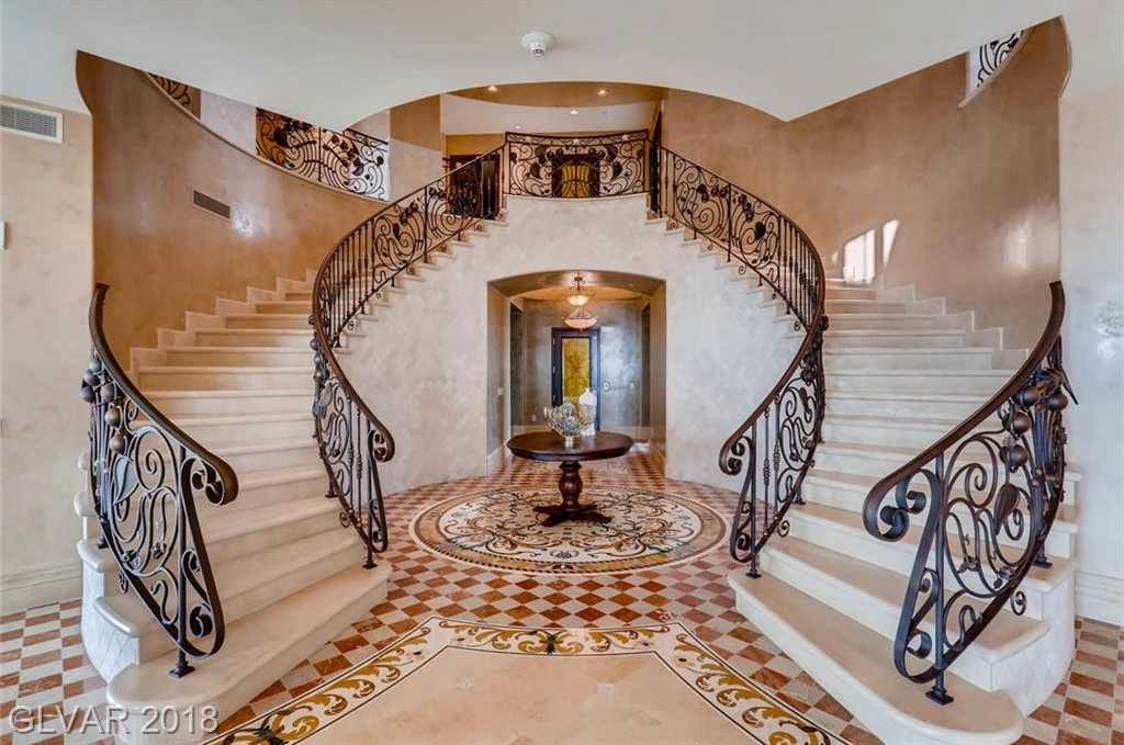 $10,000,000 - 6Br/7Ba -  for Sale in One Queensridge Place Phase 1, Las Vegas