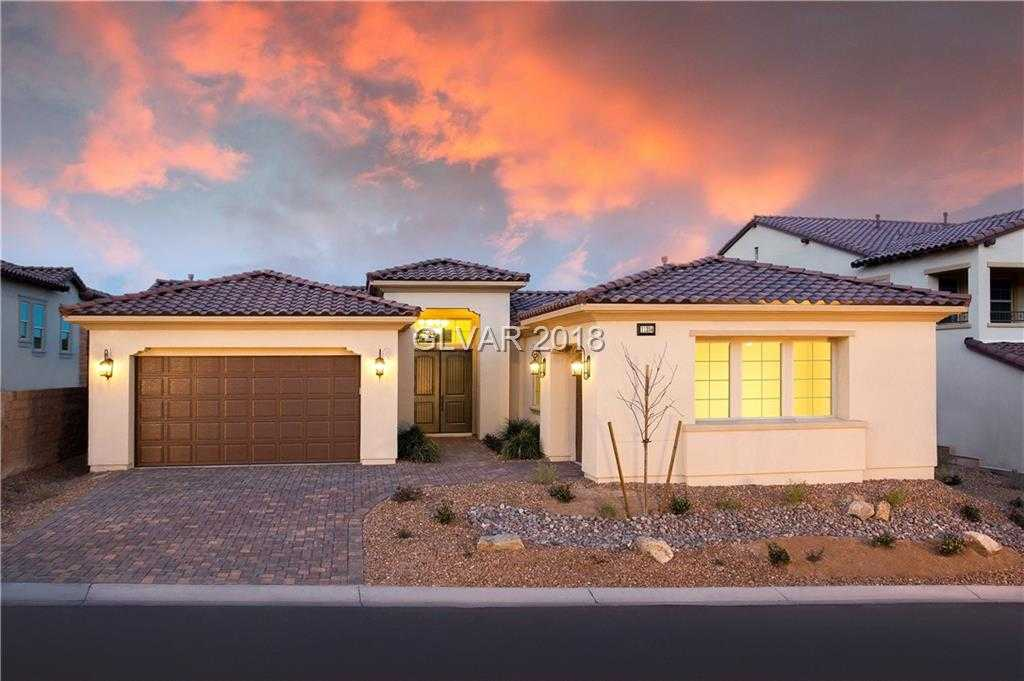 $898,900 - 3Br/3Ba -  for Sale in Tuscan Cliffs At Southern High, Las Vegas