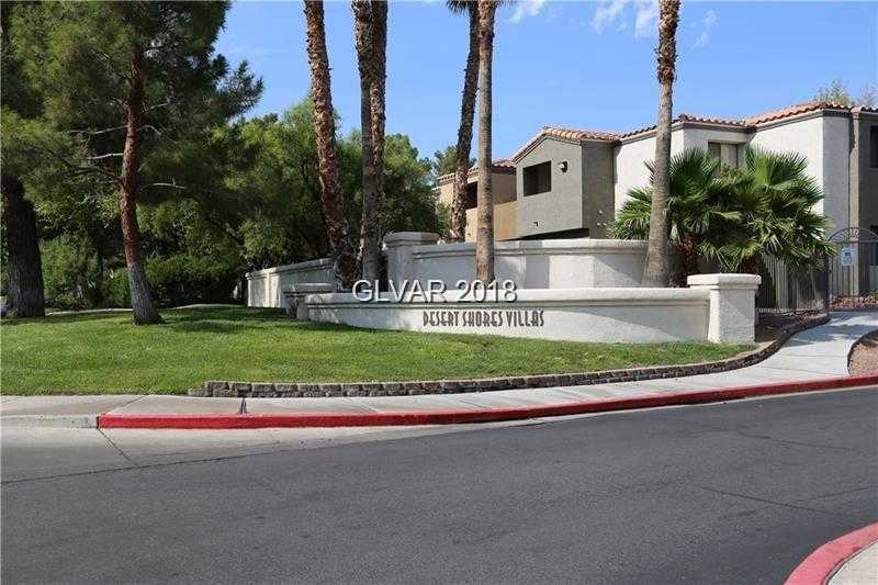 $116,000 - 2Br/2Ba -  for Sale in Broadstone At Desert Shores, Las Vegas