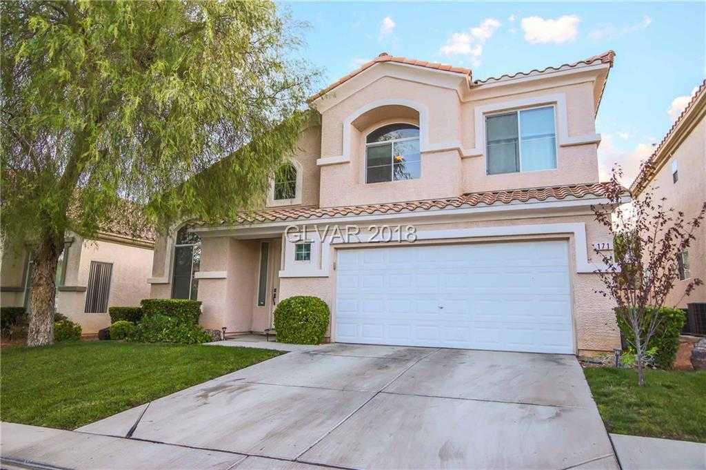 $410,000 - 3Br/3Ba -  for Sale in Rhodes Ranch, Las Vegas