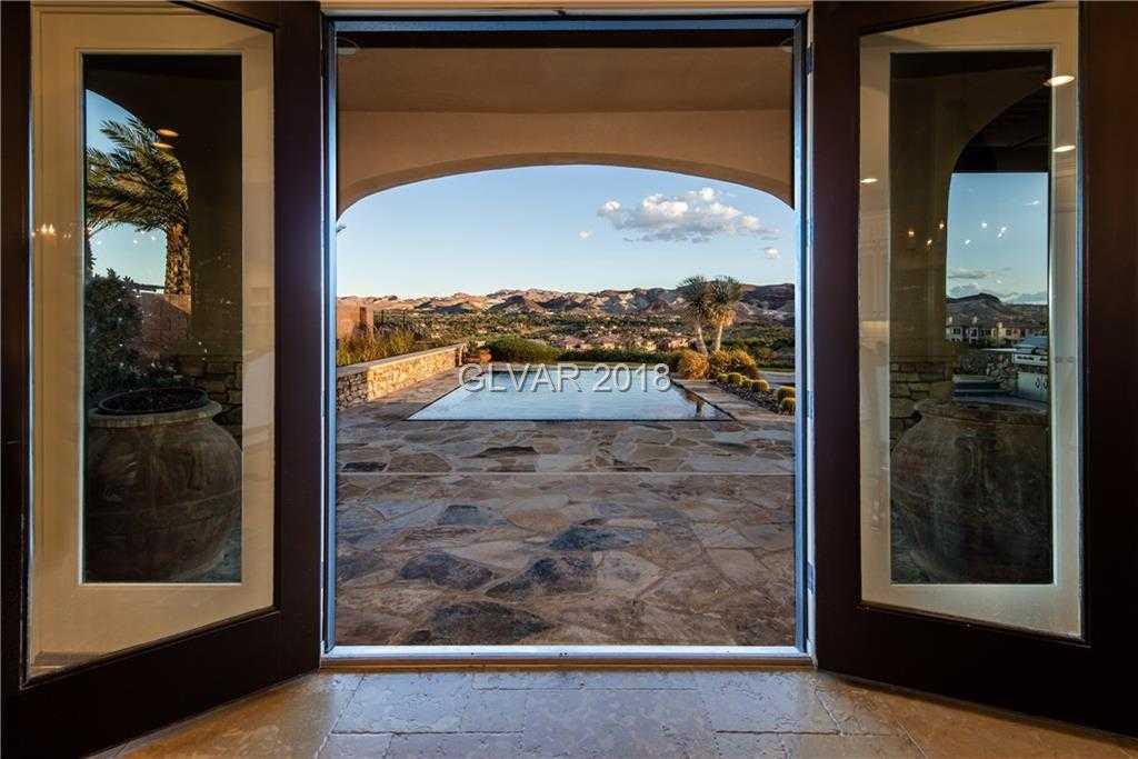 $1,295,000 - 4Br/5Ba -  for Sale in Lot J-1 At Lake Las Vegas Amd, Henderson