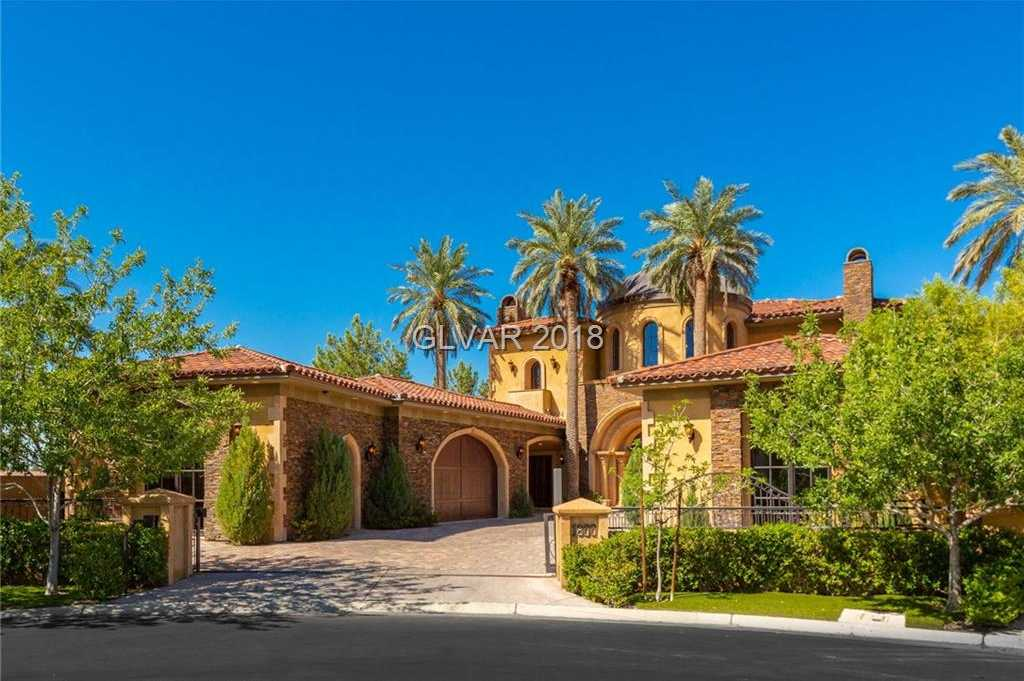 $2,400,000 - 5Br/6Ba -  for Sale in Roma Hills, Las Vegas