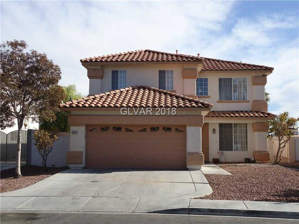 Mls 2037615 4012 Mitra Court Las Vegas Nv 89103 One