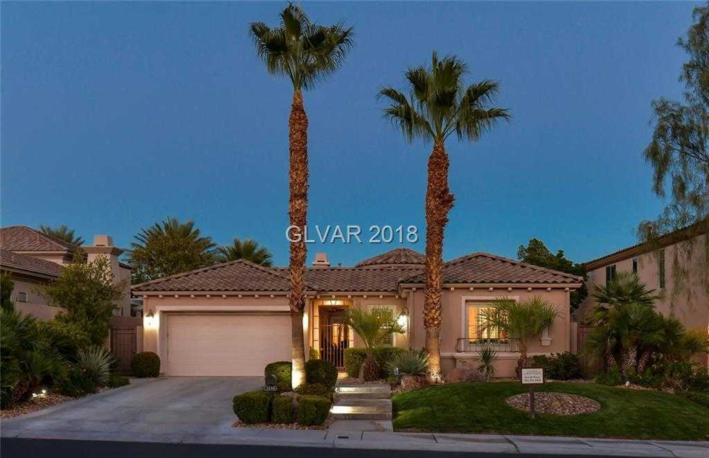 $829,000 - 3Br/4Ba -  for Sale in Red Rock Cntry Club At Summerl, Las Vegas