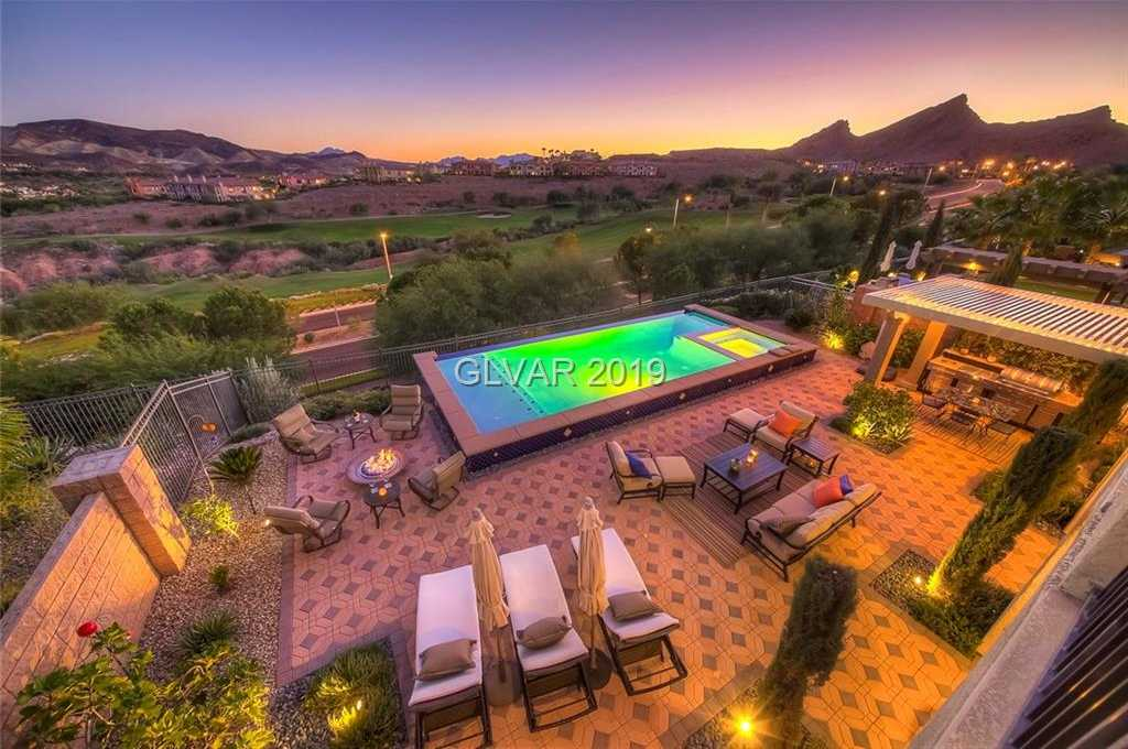 $999,000 - 5Br/4Ba -  for Sale in Lot J-1 At Lake Las Vegas Amd, Henderson
