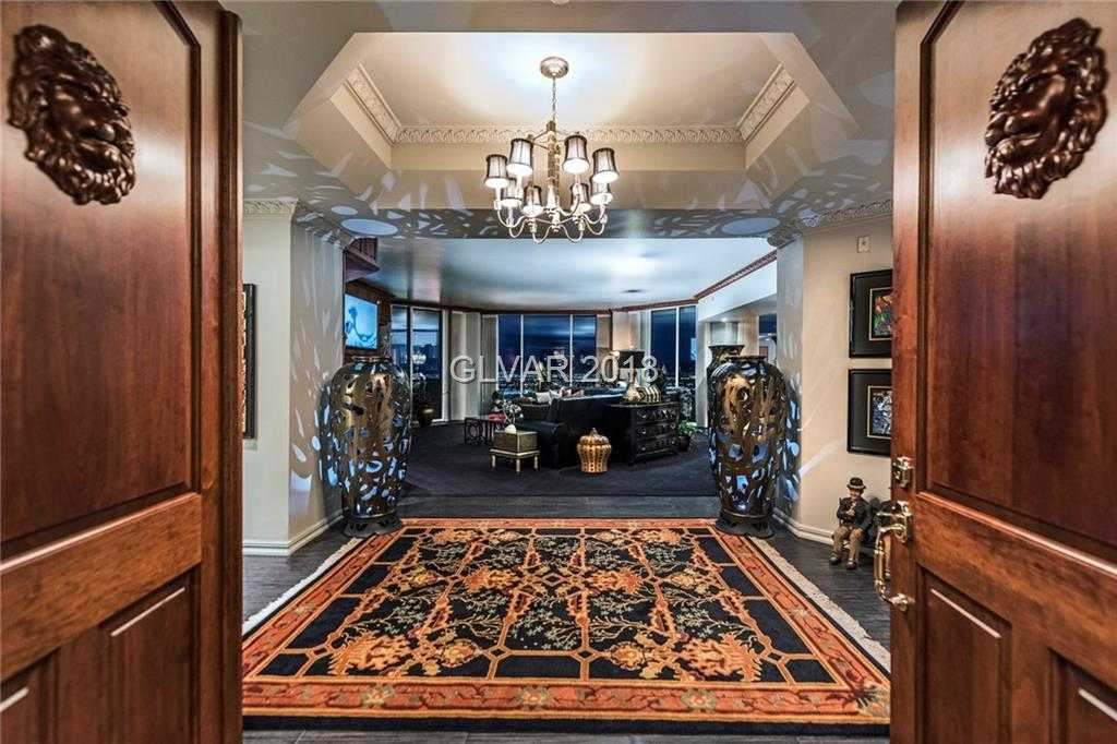 $2,195,000 - 3Br/5Ba -  for Sale in Turnberry Place Amd, Las Vegas