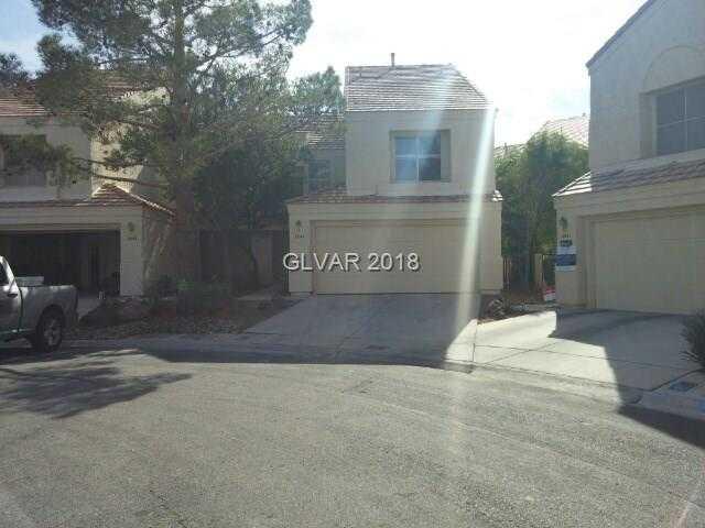$284,900 - 2Br/3Ba -  for Sale in Desert Shores Racquet Club 3rd, Las Vegas