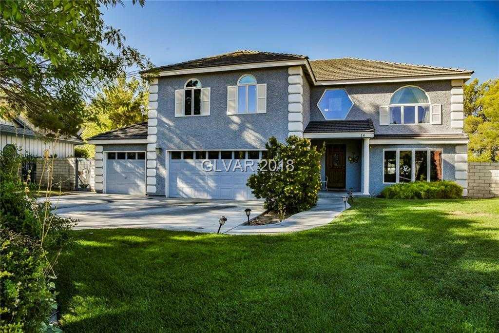 $500,000 - 4Br/3Ba -  for Sale in Quail Terrace, Henderson