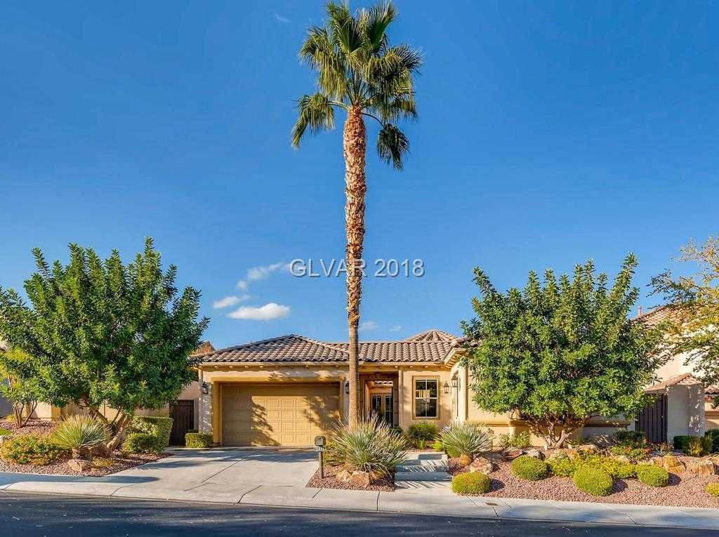 $868,000 - 3Br/4Ba -  for Sale in Red Rock Cntry Club At Summerl, Las Vegas
