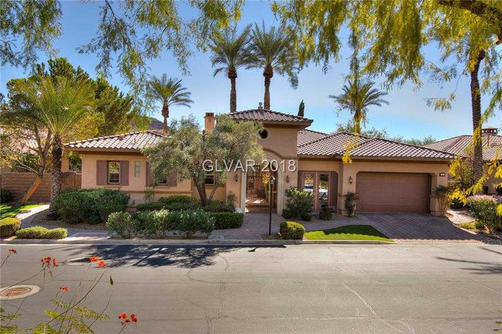 $862,000 - 2Br/3Ba -  for Sale in Lake Las Vegas Parcel 3n, Henderson