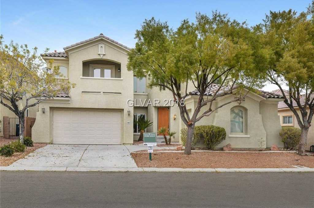 $489,000 - 5Br/5Ba -  for Sale in Cortona Hills At Southern High, Las Vegas