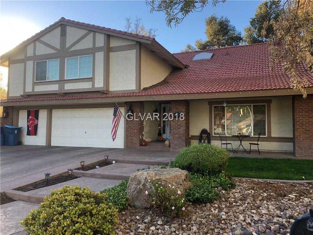 $590,000 - 5Br/3Ba -  for Sale in Rancho Bonito Est #01, Las Vegas