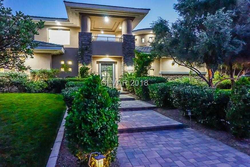 $3,250,000 - 8Br/10Ba -  for Sale in Estates At Southern Highlands-, Las Vegas
