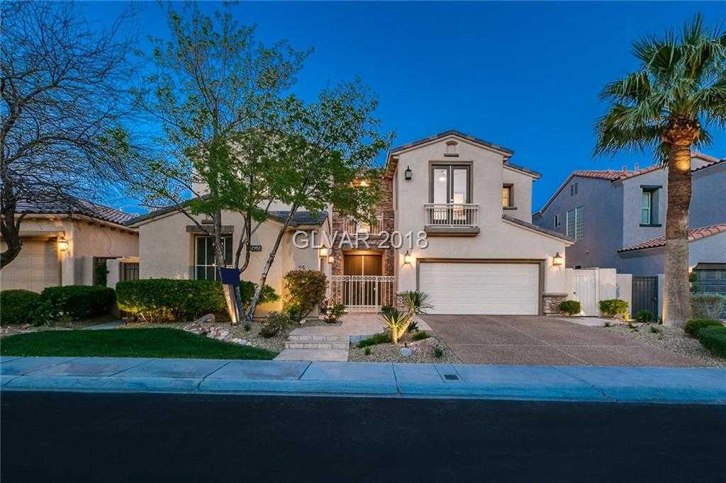 $849,900 - 4Br/4Ba -  for Sale in Red Rock Cntry Club At Summerl, Las Vegas
