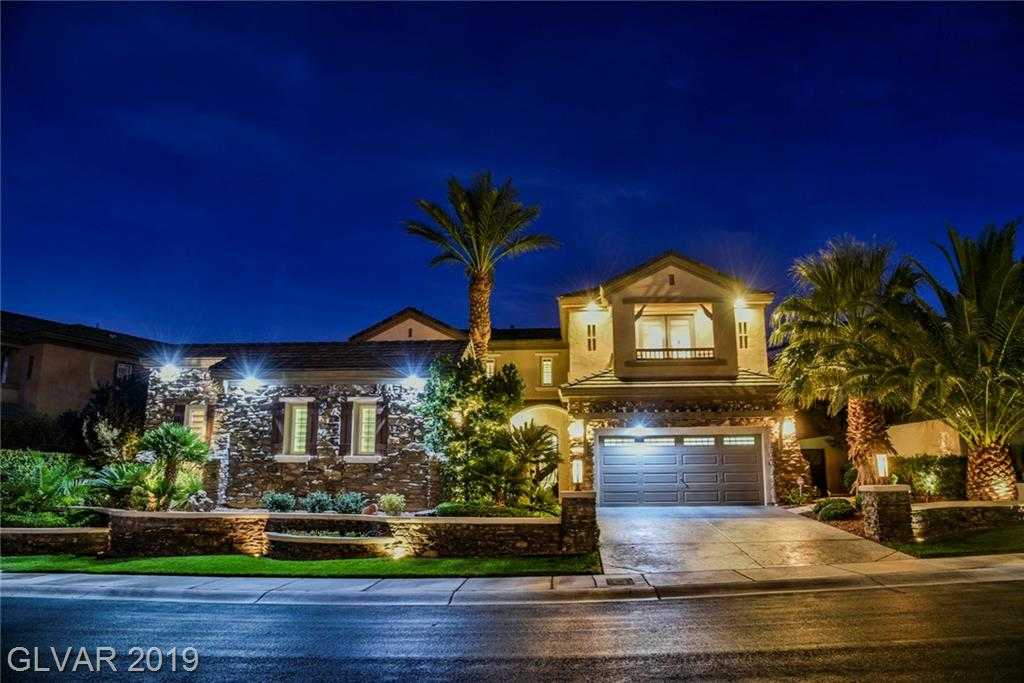 $1,225,000 - 4Br/4Ba -  for Sale in Red Rock Cntry Club At Summerl, Las Vegas