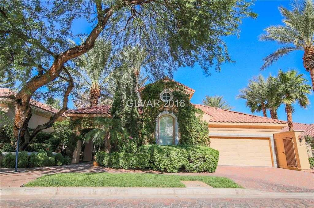 $965,000 - 3Br/4Ba -  for Sale in Lake Las Vegas Parcel 21, Henderson