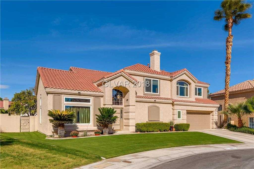 $445,000 - 3Br/3Ba -  for Sale in Coleman Homes At Desert Shores, Las Vegas