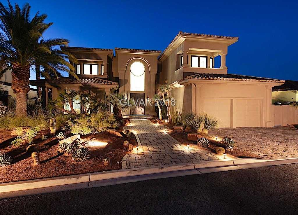 $5,750,000 - 6Br/8Ba -  for Sale in Monaco Amd, Henderson