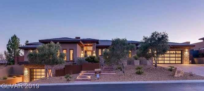 $2,700,000 - 5Br/8Ba -  for Sale in Summerlin Village 18 Parcel E, Las Vegas