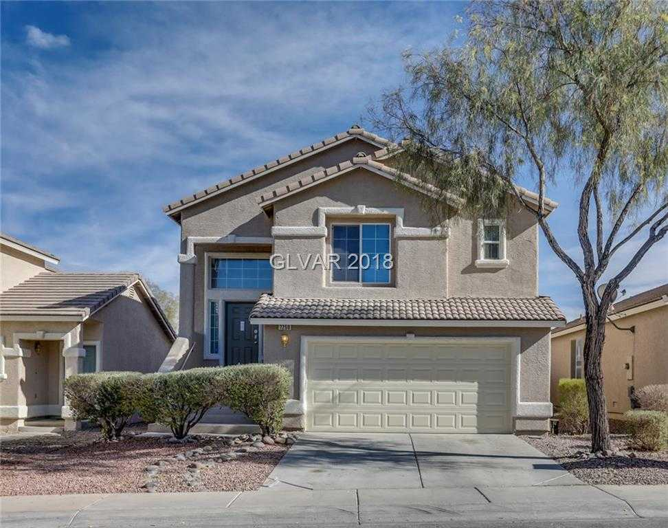 $289,000 - 3Br/3Ba -  for Sale in Canyon Trail At Rhodes Ranch-, Las Vegas