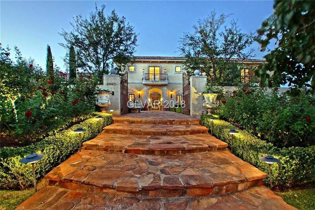 $6,395,000 - 6Br/9Ba -  for Sale in Peccole West-parcel 20, Las Vegas